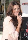 Ali Landry 15th Anniversary Of Her Debut Super Bowl Spot Jan 4, 2013