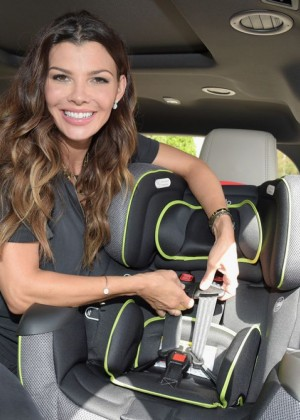 Ali Landry - 2014 Red CaRpet Safety Awareness Event in LA