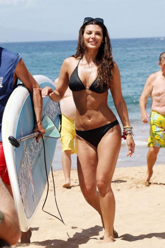 Topless coast guard girls