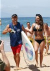 Ali Landry - Hot In a Bikini in Hawaii-17