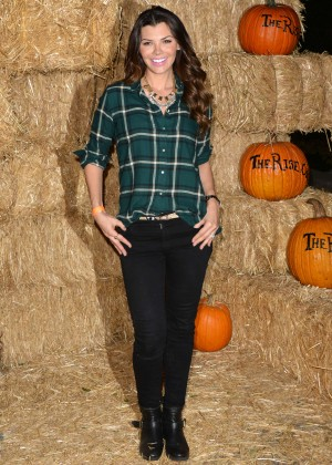 "Ali Landry - ""Rise Of The Jack O'Lanterns"" Premiere in La Canada-Flintridge"