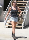 Ali Larter Legs in shorts-04