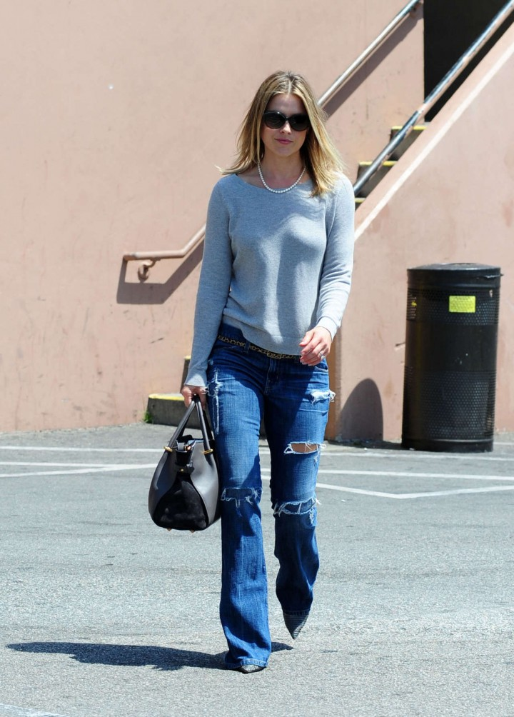 Ali Larter – out in West Hollywood