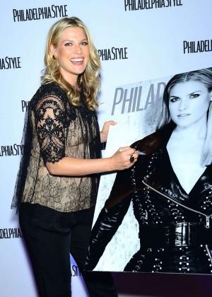 Ali Larter - Philadelphia Style Magazine Cover Event in Philadelphia