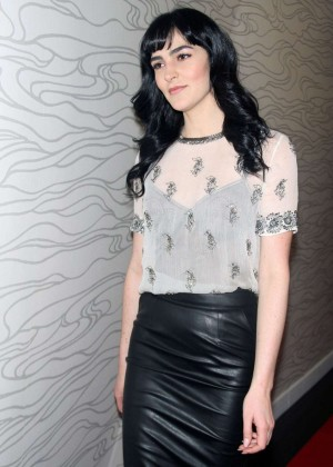Ali Lohan - TNG Holiday Launch Celebration in New York City