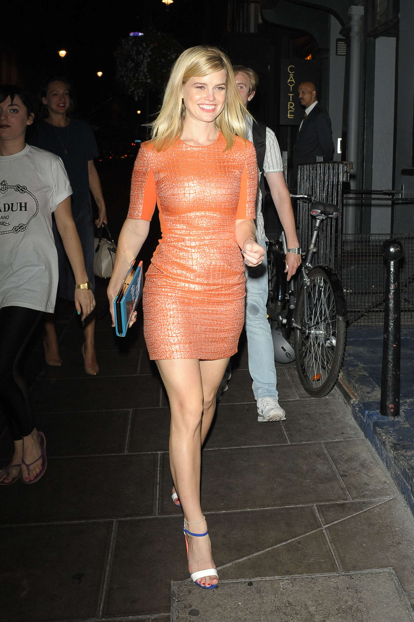 Alice Eve 2013 Gq Men Of The Year Awards 02 Gotceleb