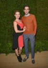 Alice Eve at the Vogue MAC Cosmetics Dinner in LA -03