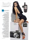 Alice Greczyn legs for Jack Magazine Italy 2012-02
