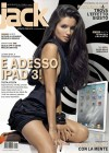 Alice Greczyn legs for Jack Magazine Italy 2012-05