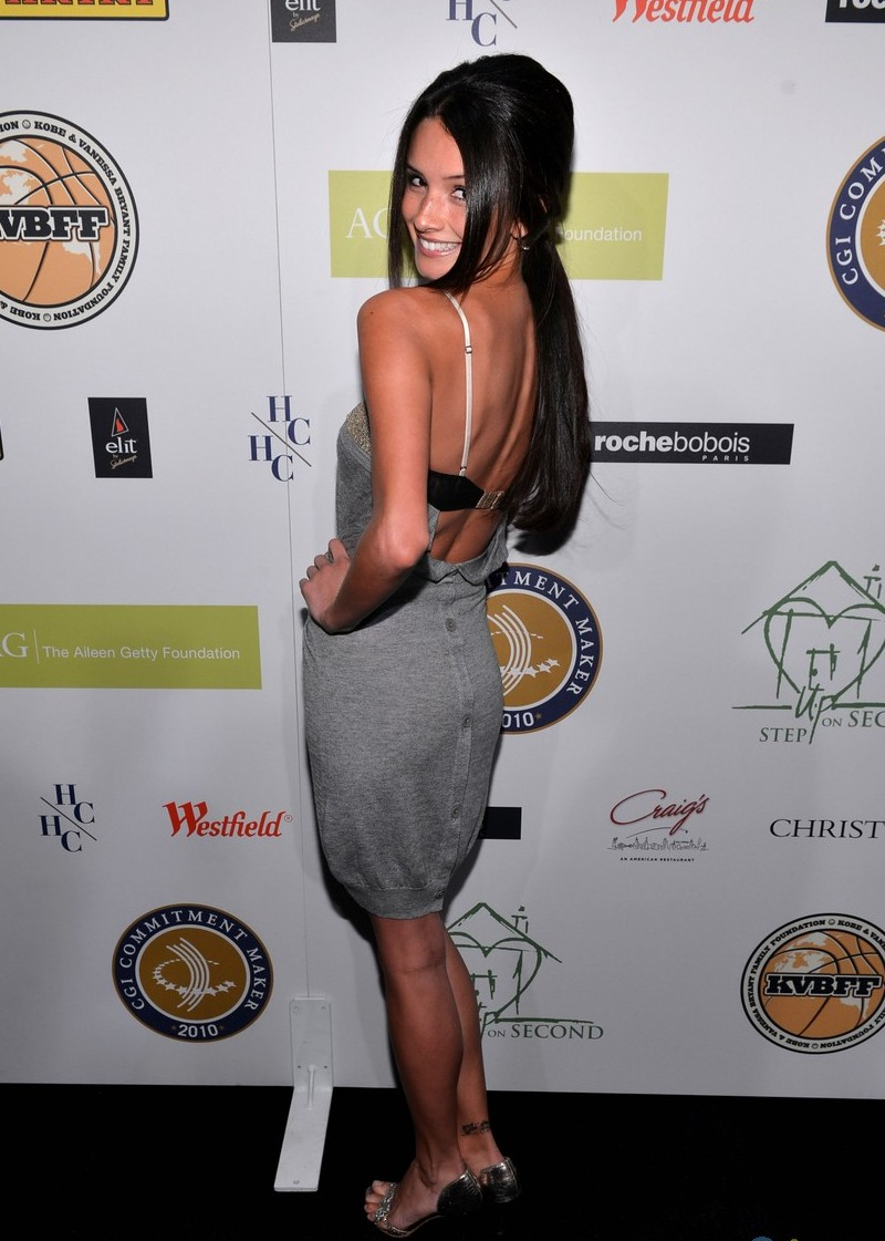 Alice Greczyn - Step Up on Vine grand opening in L