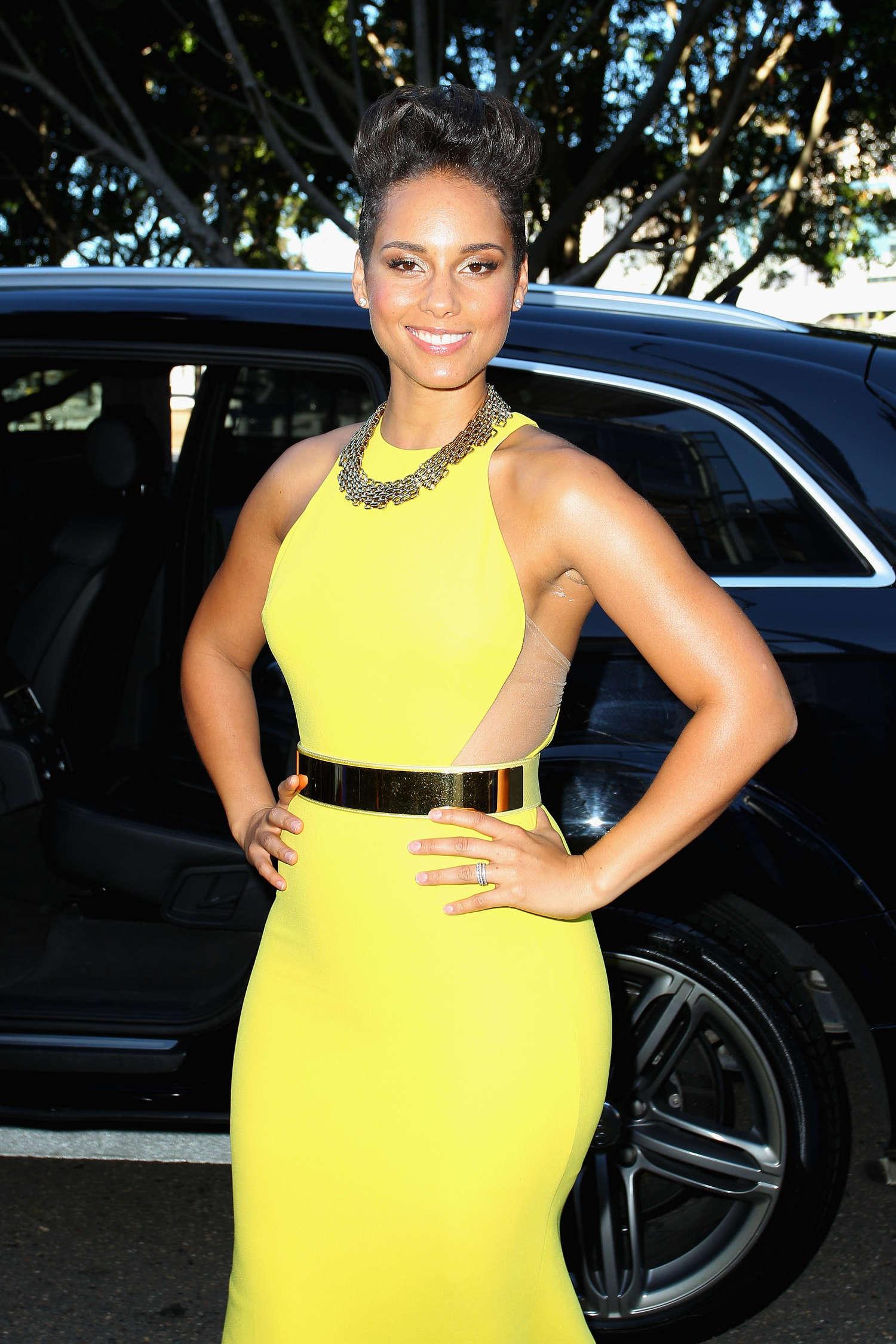 Alicia Keys Krebs
