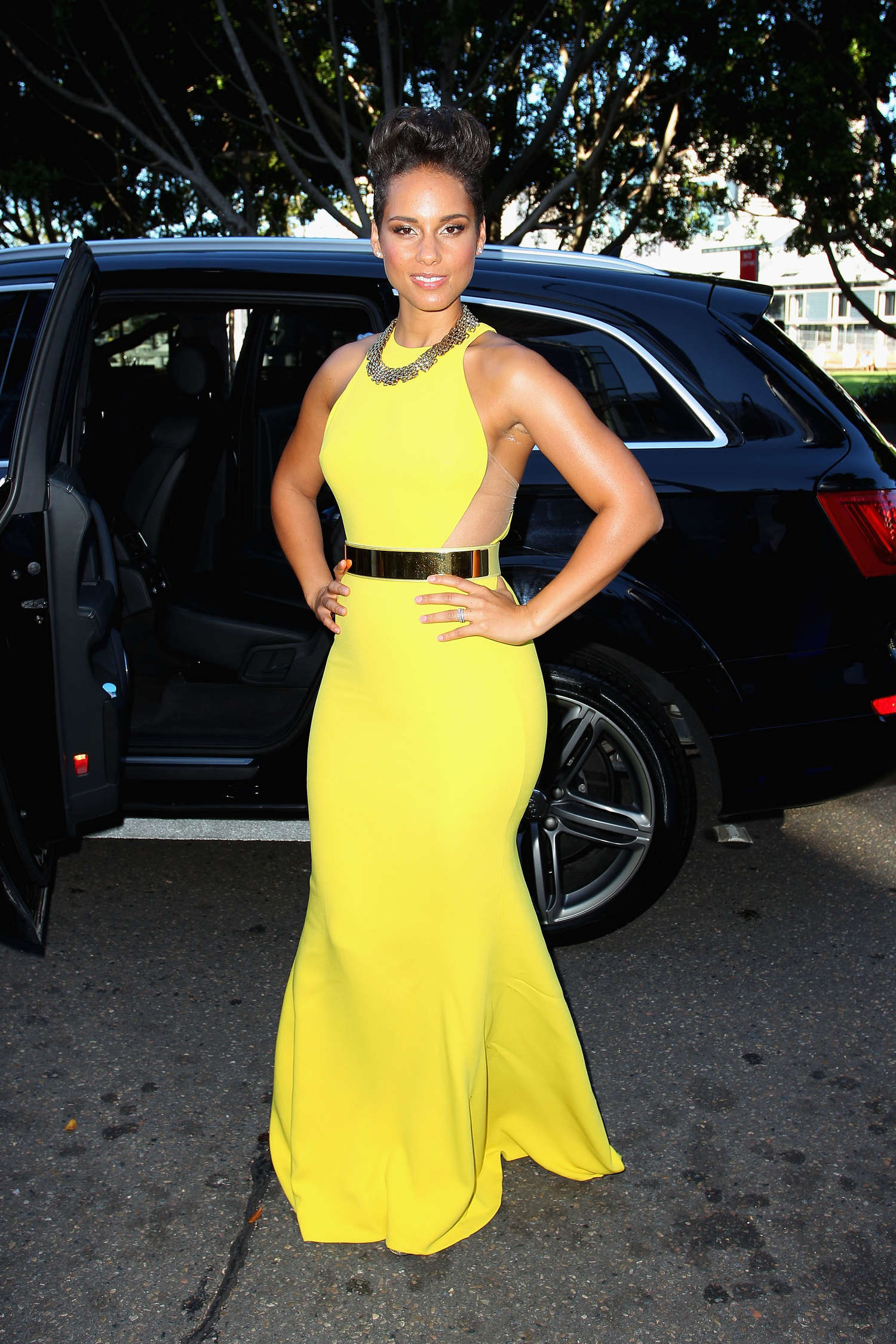 Alicia Keys: 2013 ARIA... Alicia Keys