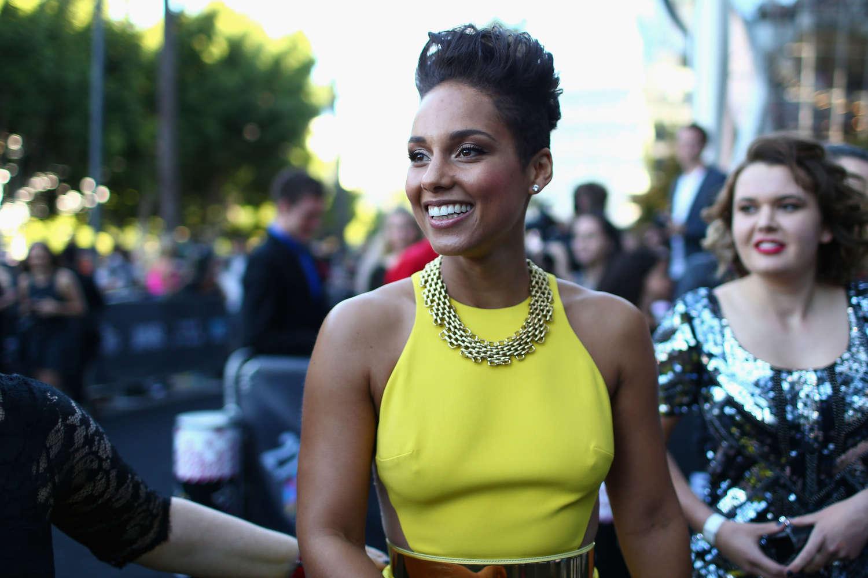 Alicia Keys Bikini 2013 Alicia Keys: 2013 ARIA...
