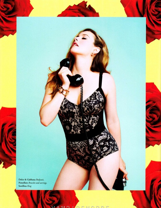 Alicia Silverstone hot for Bullett Magazine