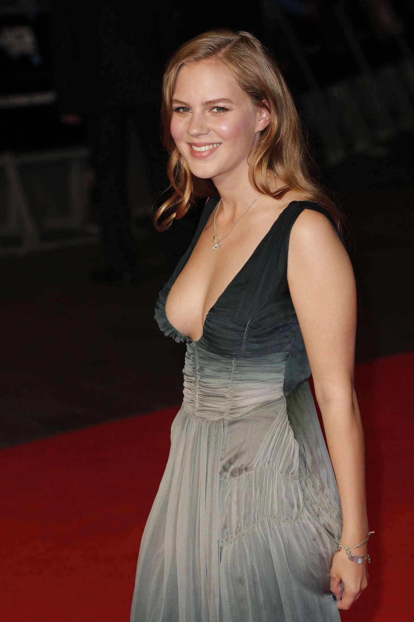 Alicia von Rittberg Nude Photos 36