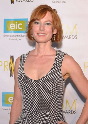 Alicia Witt: 2014 PRISM Awards -03