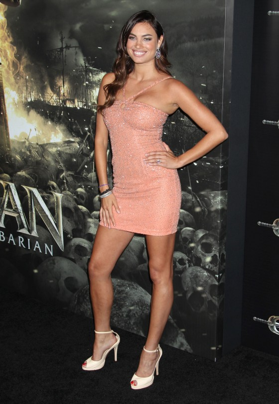 Alina Puscau - Premiere of Conan the Barbarian-08 - GotCeleb