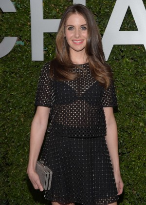 Alison Brie - Claiborne Swanson Frank's Book Launch in Beverly Hills