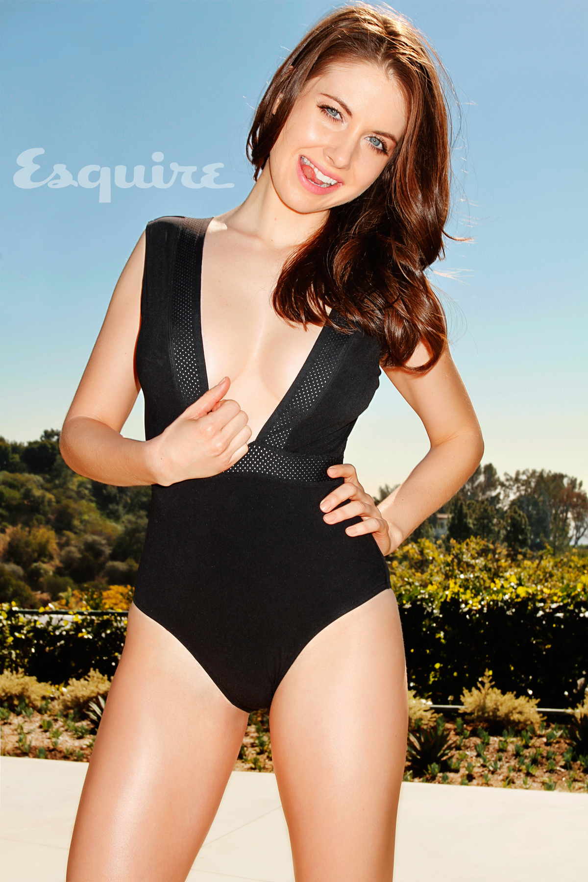Unqualified dating advice alison brie esquire
