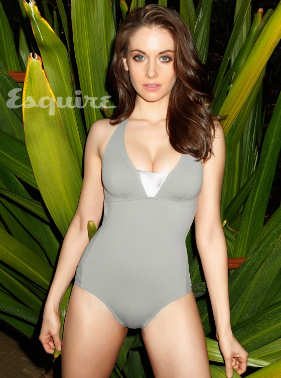 Alison Brie - Esquire 2013 -04