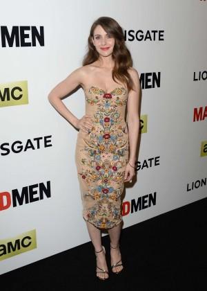 Alison Brie: Mad Men Season 7 Premiere -03
