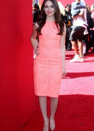Alison Brie: The LEGO Movie Premiere -08