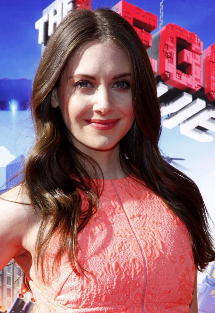 Alison Brie: The LEGO Movie Premiere -17