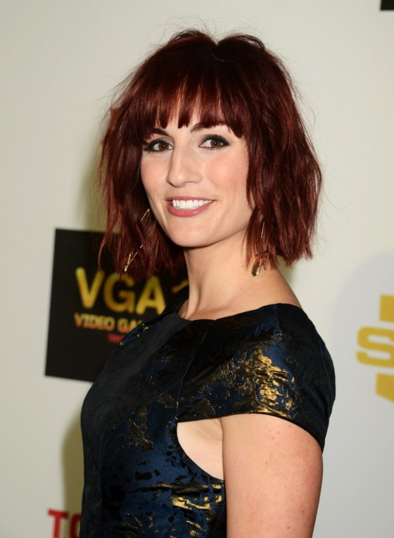 Alison Haislip - 2012 Spike TV's 10th Annual Video Game Awards in Culver City