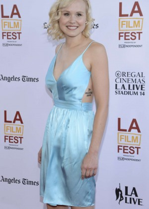 Alison Pill - Snowpiercer premiere in LA -09