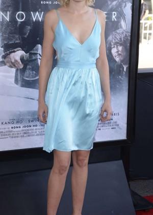 Alison Pill - Snowpiercer premiere in LA -10