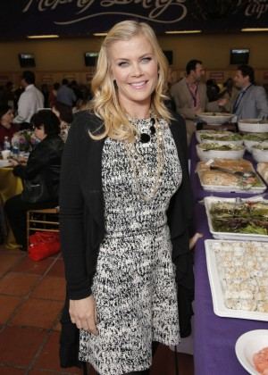 Alison Sweeney - 2014 Breeders' Cup World Championships in Arcadia