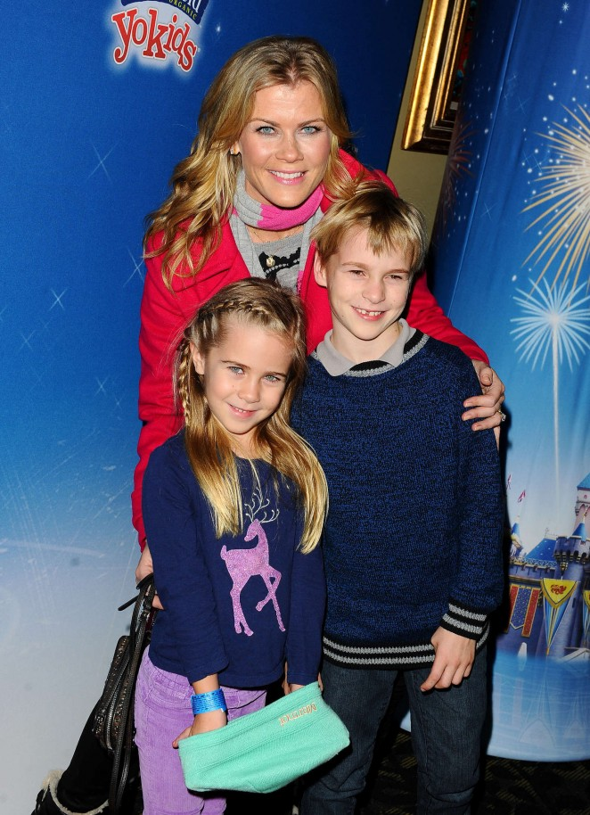 Alison Sweeney - Disney On Ice Presents Let's Celebrate! in LA