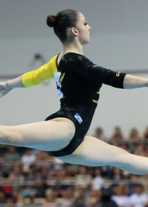 The 26 Hottest: Aliya Mustafina Wallpapers -10