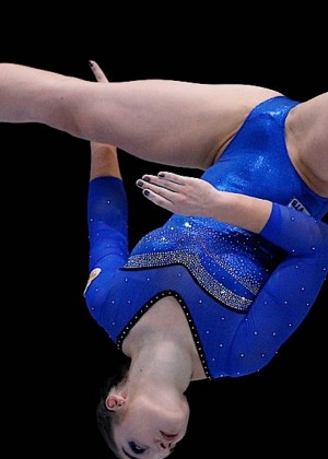 The 26 Hottest: Aliya Mustafina Wallpapers -12