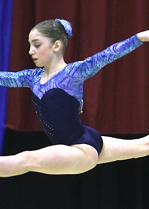 The 26 Hottest: Aliya Mustafina Wallpapers -13