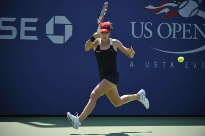 Alize Cornet – 2014 U.S. Open tennis tournament in New York -04