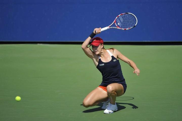 Alize Cornet – 2014 U.S. Open tennis tournament in New York -16