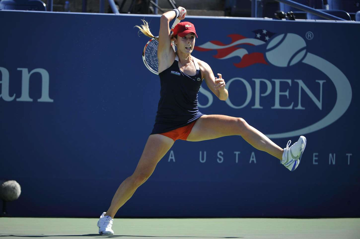 Back to post Alize Cornet – US Open Tennis Tournament in New York