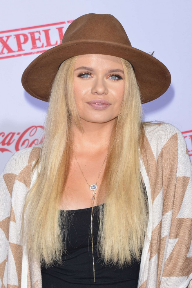 Alli Simpson - AwesomenessTV's 'EXPELLED' Premiere in Westwood