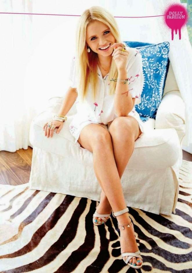 Alli Simpson - Dolly Australia Magazine (December 2014)