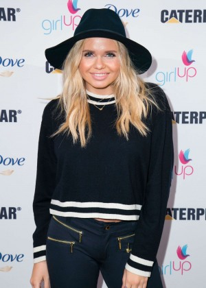 Alli Simpson - 2014 International Day of the Girl Celebration in LA