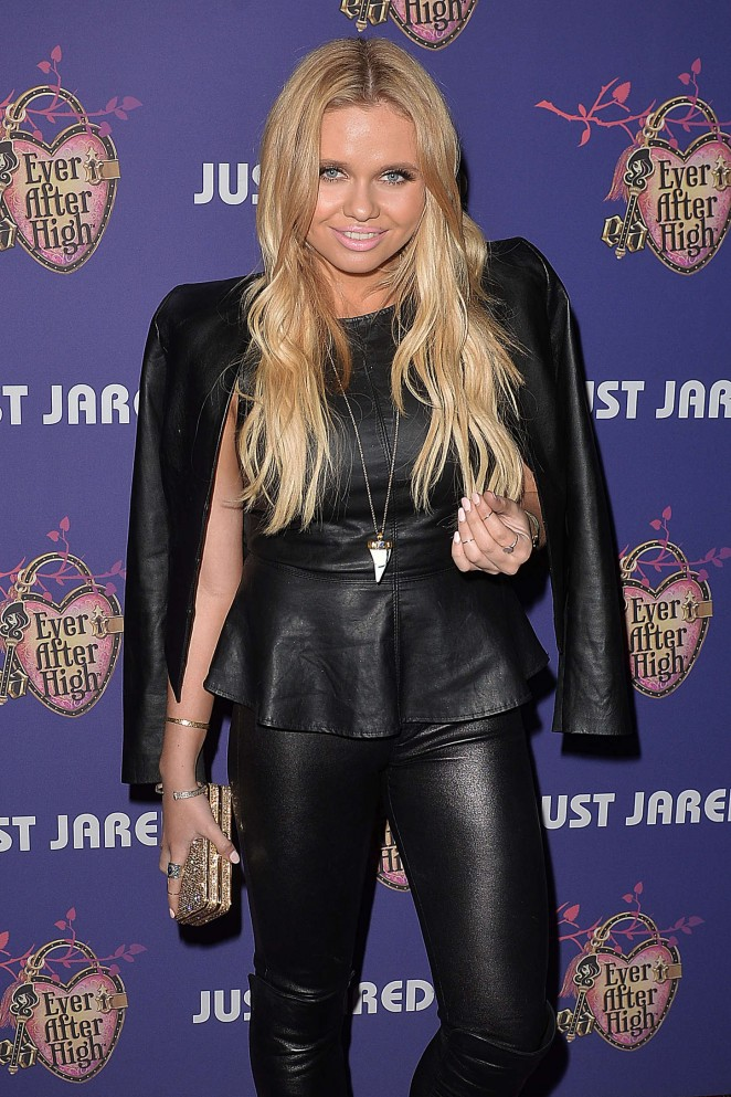Alli Simpson: Just Jareds Homecoming Dance -03
