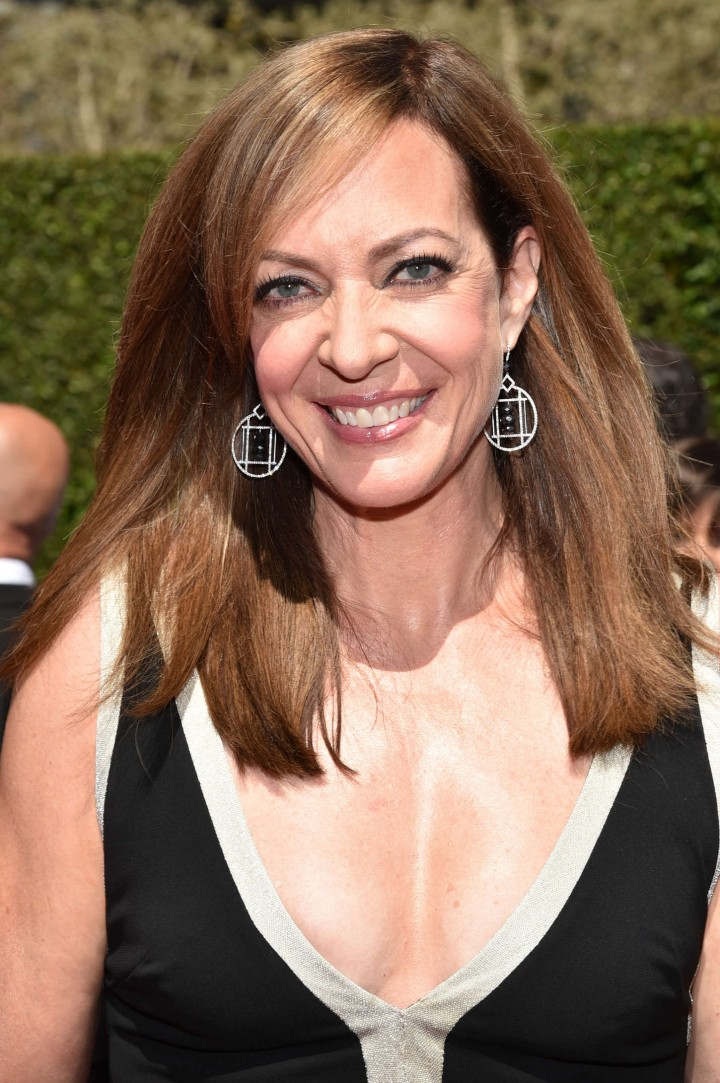 Allison Janney - Creative Arts Emmy Awards 2014