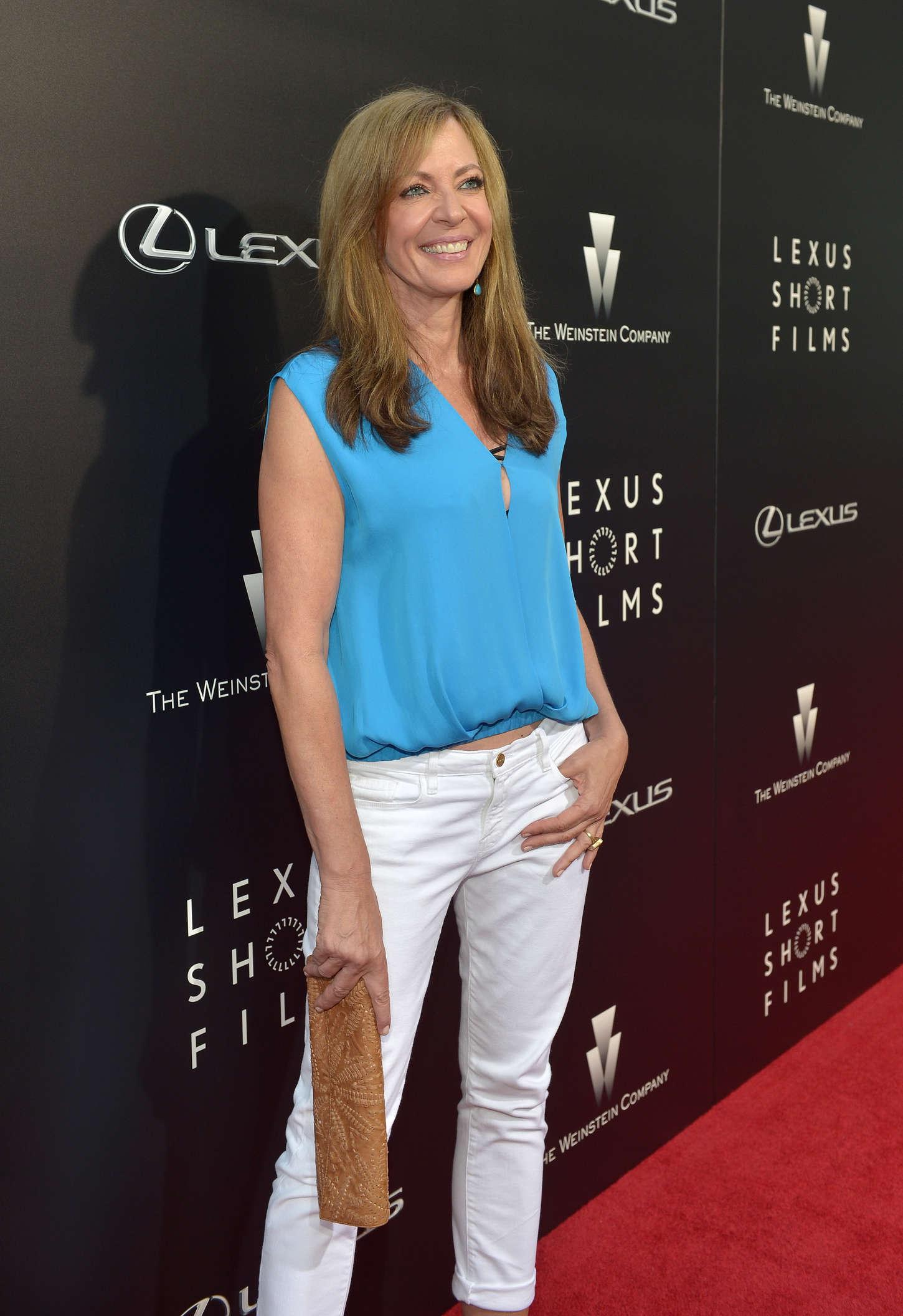 Allison Janney: Lexus Short Films LA Premiere -04 - GotCeleb