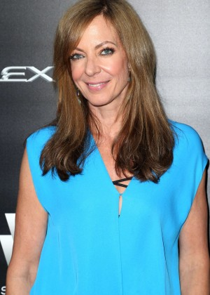 Allison Janney - Lexus Short Films Premiere in LA