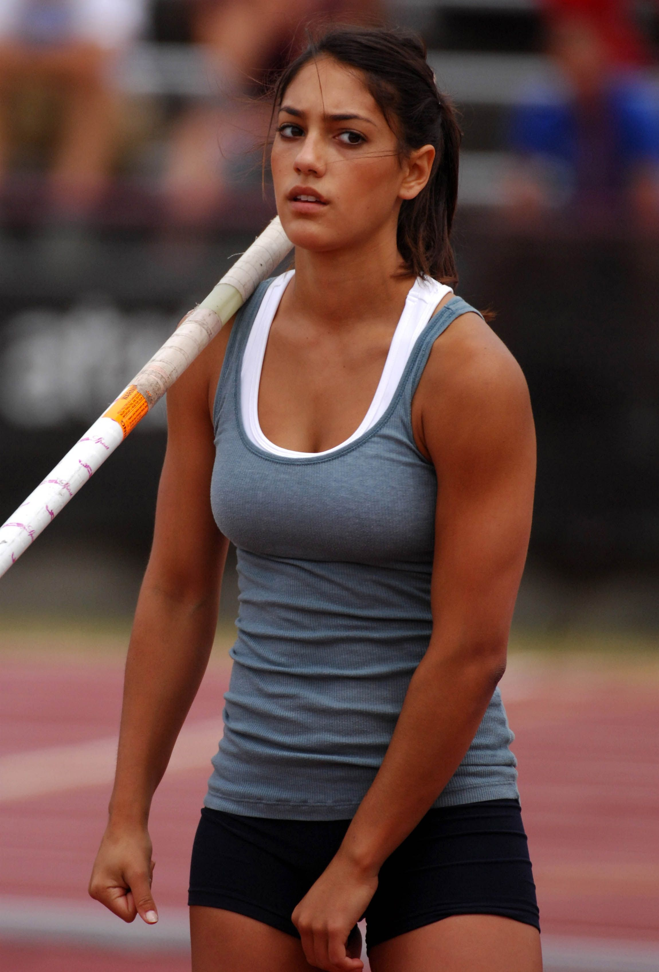 Celebrity Beautiful: Allison Stokke Pictures