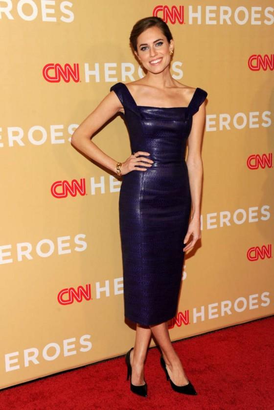 Allison Williams – 2013 CNN Heroes in NYC