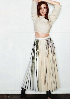 Allison Williams: Glamour US -04