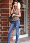Aly Alyson Michalka Running Errands in Jeans in Beverly Hills