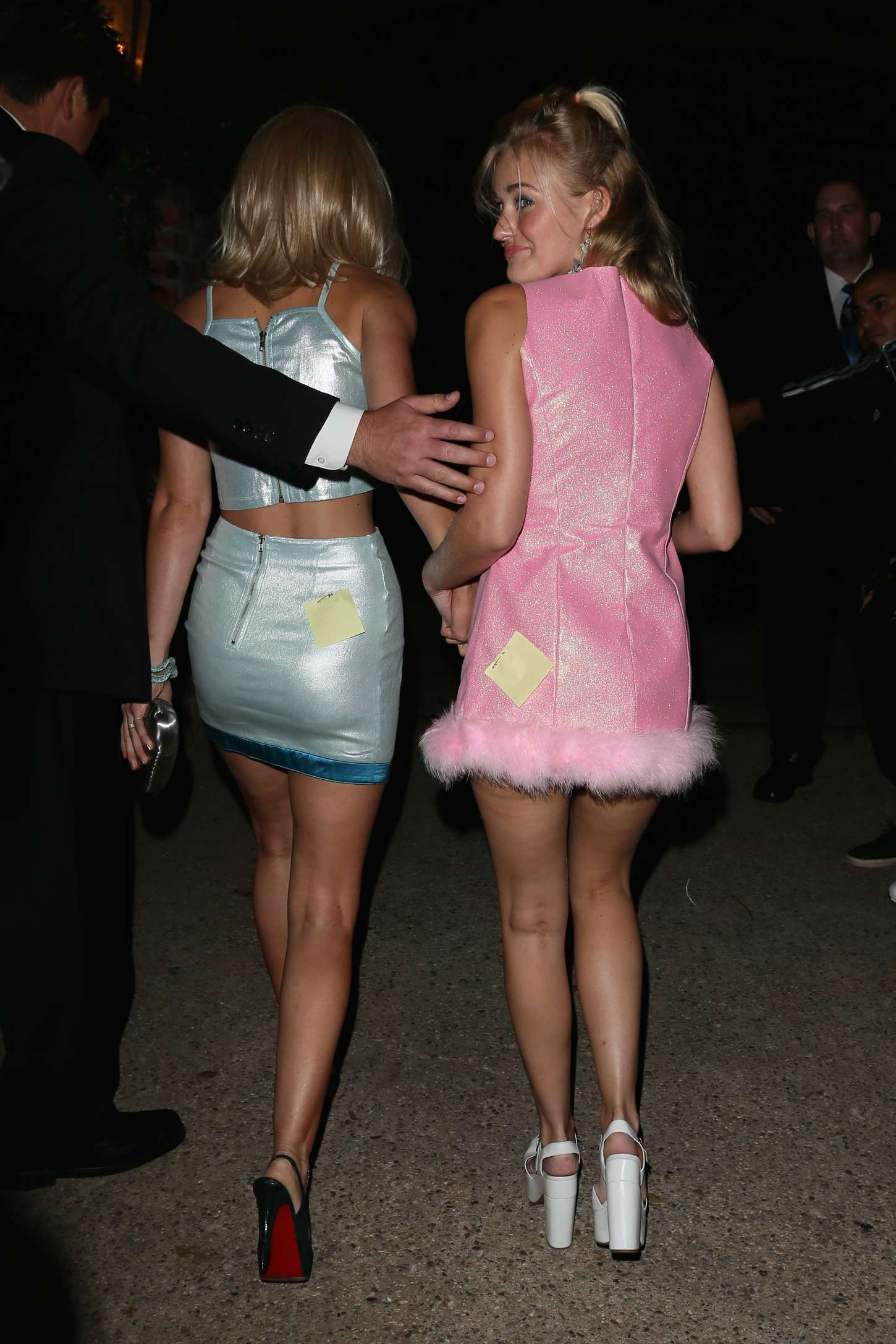 aly and aj michalka kate hudson halloween bash 2014 10 full size - Halloween On The Hudson